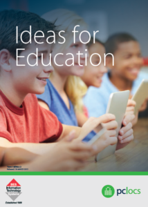 Ideas for education catalogue 2015